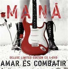 Rock en español is my favorite kind of music. I love Maná!