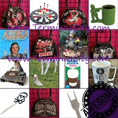 100's Of Awesome Gifts w/FREE US SHIPPING, 25% Off, Make Offer & Other Discounts Avail. Adding more items daily. While our new site is being completed please visit our ebay store http://stores.ebay.com/TerminusCitycomGiftsThatRock OR to order directly / if you're looking for something in particular please contact us directly. Thanks! Soon: www.TerminusCity.com ~ #bags #bag #purse #Guitar #Guitars #Band #tinyhands #Silver #Pet #cat #dog #Metal #Kitchen #Chef #Cook #Rock #rocknroll #food…