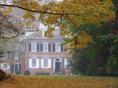 Corbit-Sharp House, Odessa, Delaware, 1774.
