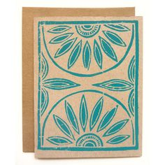 I like the idea of doing woodblock prints like this on an outside fence or wall