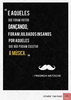Citação Nietzsche