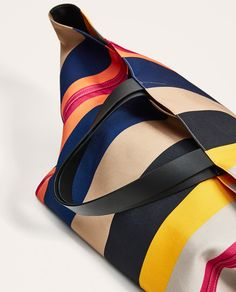 Shopper Bag, Tote Bag, Shooting Bags, Book Purse, Couture Bags, Handmade Purses, Tie Shoes, Fabric Bags, New Bag
