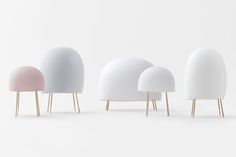 Nichetto-and-nendo-paper-ice-cream-lamps.jpg (600×400)