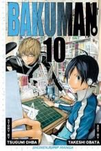 Bakuman 10 (Bakuman) By (author) Tsugumi Ohba, By (author) Takeshi Obata -Free worldwide shipping of 6 million discounted books by Singapore Online Bookstore http://sgbookstore.dyndns.org
