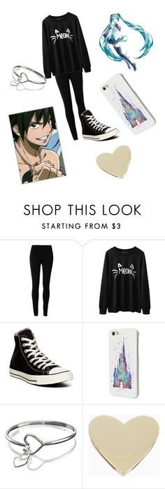 """""""fanfiction outfit"""" by alicyafullbuster ❤ liked on Polyvore featuring Max Studio, Converse, Disney and BCBGeneration"""