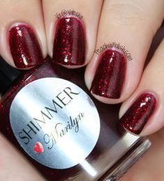 Shimmer Polish: Swatches & Review Part 5 - Peachy Polish