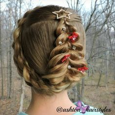 Image Source: @ashton_hairstyles