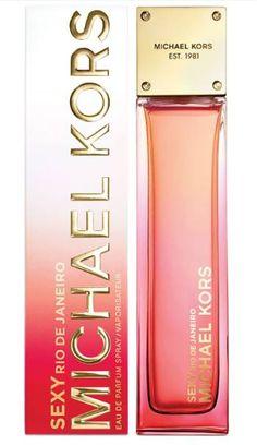 Michael Kors Sexy Rio de Janeiro Collection 2014 I WANT THIS PERFUME!! Smells really good ;)