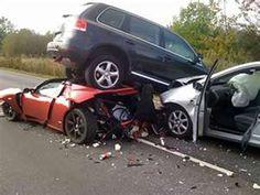 Fatal Car Accident Photos: Car Accadent