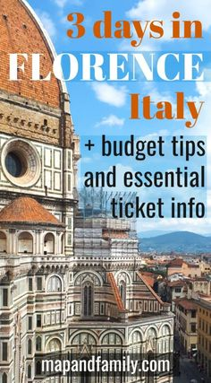 things to see in Florence in 3 days on a budget.Tickets for Florence museum. - Adeline Butler -Best things to see in Florence in 3 days on a budget.Tickets for Florence museum. European Vacation, Italy Vacation, European Travel, Italy Trip, Italy Honeymoon, Italy Travel Tips, Travel Destinations, Rome Florence, Map Of Florence Italy