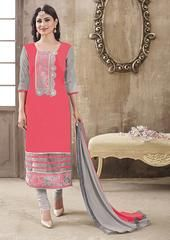 Mouni Roy Coral Pink and Grey Straight Fit Suit https://www.ethanica.com/products/mouni-roy-coral-pink-and-grey-straight-fit-suit