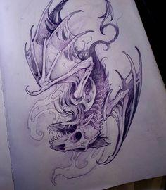 Skullbat design 스컬뱃 디자인