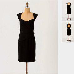 Little black dress  anthroplogie.com