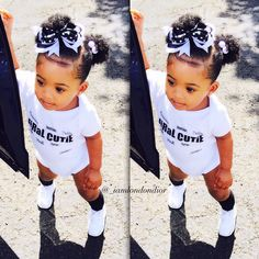 ideas baby girl hairstyles black mixed for 2020 So Cute Baby, Pretty Baby, Cute Kids, Cute Babies, Fashion Kids, Baby Girl Fashion, Black Baby Hairstyles, Little Girl Hairstyles, Infant Hairstyles