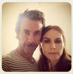 #BTS Leonardo Manetti x beauty Nina Persson from The Cardigans <3 #bts #ionstudionyc