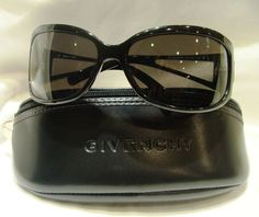 Givenchy SGV 574S - Sunglasses WITH CASE #givenchy #sunglasses #designer