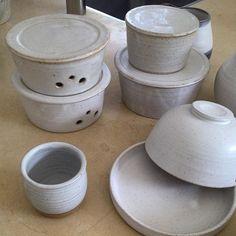 Almost all white on white. #pottery #bowl #ceramic #design #tableware #clay #wheel  #קרמיקה #קדרות