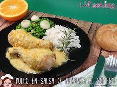 7 ideas deliciosas para dar a tus platos de pollo un toque original Pollo Recipe, Great Recipes, Grains, Spanish, Rice, Eggs, Nutrition, Yummy Food, Chicken