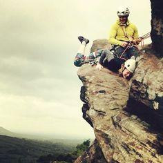 "@emmy_moss's photo: ""Unorthodox climbing move 'the walrus belly flop' #tradclimbing #staffordshire #theroaches #climbing #rockclimbing #boyfriend #westerngrit #thisgirlcan #thisgirlcanclimb #peakdistrict #highpeak"""