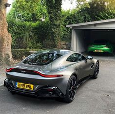 Shaken stirred and very much bothered by the New Vantage. And that - lovely- Shaken stirred and very much bothered by the New Vantage. And that Shaken stirred and very much bothered by the New Vantage. And that Aston Martin Cars, Aston Martin Lagonda, Aston Martin Vantage, Luxury Sports Cars, New Sports Cars, Sport Cars, Volkswagen, Audi, Mc Laren