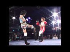 kamimura erika vs jinnai madoka begore being pros   kick boxing muai thai
