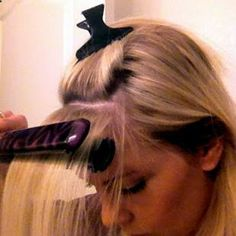 Im a hairdresser and these are really good tips and tricks...29 Hairstyling Hacks Every Girl Should Know