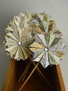 NEW TUTORIAL Mini Paper Star Fairy Wands