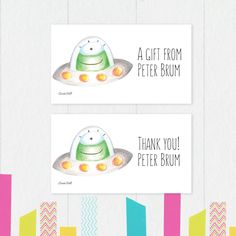 kids thank you cards birthday card greeting card monkey thank you