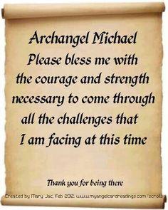 Prayer to Archangel Michael