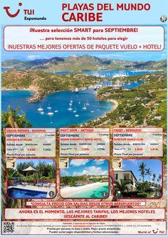 ¡Selección SMART para Bahamas,Antigua y Bermuda! Septiembre.Vuelo+Hotel 7 noches.Precio desde 1.336€ ultimo minuto - http://zocotours.com/seleccion-smart-para-bahamasantigua-y-bermuda-septiembre-vuelohotel-7-noches-precio-desde-1-336e-ultimo-minuto/
