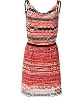 Sunset Multicolor Patterned Dress by Missoni  #dresses