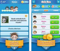 Quiz Run: nuovo social quiz per iPhone
