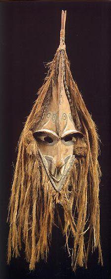 Vanuatu rom mask