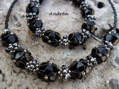 פניני Bandrea, pinch beads
