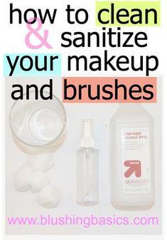 Makeup Forever Concealer despite Makeup Artist Headshots next Makeup Brushes Pri Beauty Secrets, Diy Beauty, Beauty Makeup, Eye Makeup, Beauty Hacks, Hair Makeup, Beauty Tips, Beauty Products, Prom Makeup