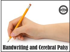 handwriting and cerebral palsy Your Therapy Source