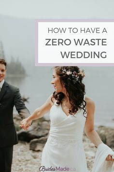 If you care about the environment then you might find wedding planning frustrating! That's why we're sharing 8 ways you can easily have a zero waste wedding! - May 25 2019 at Wedding Events, Wedding Ceremony, Wedding Day, Wedding Punch, Wedding Coordinator, Dream Wedding, Wedding Themes, Wedding Favors, Wedding Beauty