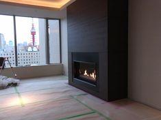 マジェスティックガス暖炉「WVB500」納入事例