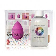 09ddcc2b19a beautyblender - The Original - Single Pink Blender mit Cleanser im Set  24