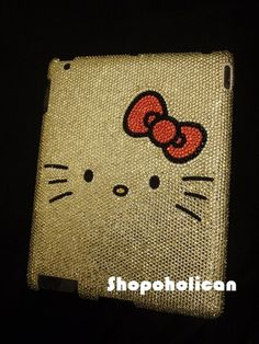 Hello Kitty iPad 2 cover