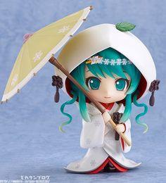Nendoroid 2013 Snow Miku