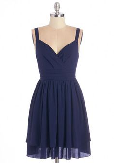 Elegant at Evenfall Dress | ModCloth