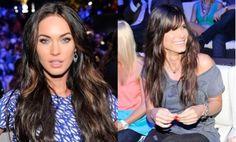 Surfacing on Celebs (like Megan Fox and Sandra Bullock): Red on Chestnut Highlights