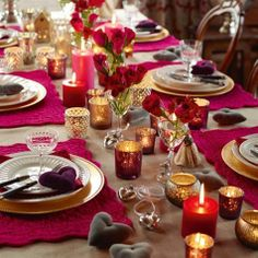 Good Ideas For You | Christmas Table Settings