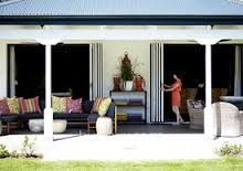Image result for sarah ord house Dark Grey, Patio, Outdoor Decor, House, Image, Home Decor, Decoration Home, Terrace, Home