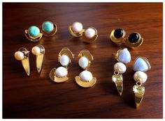 blog@fabCouture.com: ●早めに到着しました♪ 【Lizzie Fortunato Jewels/リジーフォルトゥナート ジ...