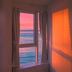 What does this picture make you think 🤔🌚🌷 . Sky Aesthetic, Aesthetic Rooms, Summer Aesthetic, Aesthetic Photo, Aesthetic Pictures, Window View, Wall Collage, Aesthetic Wallpapers, Pretty Pictures