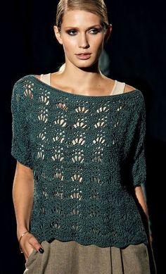 h kelshirt kostenlose anleitung stricken crochet. Black Bedroom Furniture Sets. Home Design Ideas