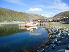 Kjøllefjord, Norwey