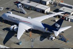 Aeromexico 1st Boeing 787-8 Dreamliner aircraft picture